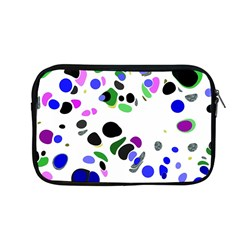Colorful Random Blobs Background Apple Macbook Pro 13  Zipper Case by Nexatart
