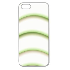 Abstract Background Apple Seamless Iphone 5 Case (clear)