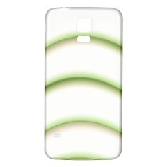 Abstract Background Samsung Galaxy S5 Back Case (white) by Nexatart