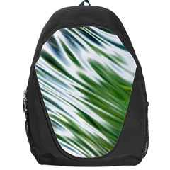 Fluorescent Flames Background Light Effect Abstract Backpack Bag by Nexatart