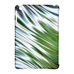 Fluorescent Flames Background Light Effect Abstract Apple Ipad Mini Hardshell Case (compatible With Smart Cover)