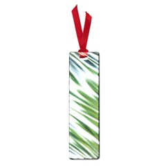 Fluorescent Flames Background Light Effect Abstract Small Book Marks by Nexatart