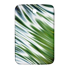 Fluorescent Flames Background Light Effect Abstract Samsung Galaxy Note 8 0 N5100 Hardshell Case  by Nexatart