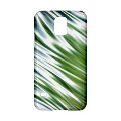 Fluorescent Flames Background Light Effect Abstract Samsung Galaxy S5 Hardshell Case  by Nexatart