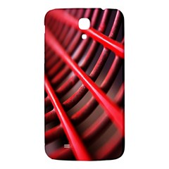 Abstract Of A Red Metal Chair Samsung Galaxy Mega I9200 Hardshell Back Case