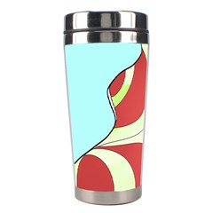 Make Bedroom Unique Stainless Steel Travel Tumblers by Mariart