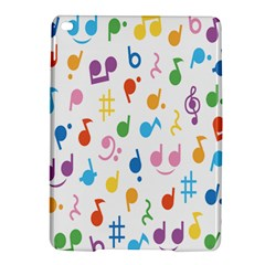Musical Notes Ipad Air 2 Hardshell Cases by Mariart