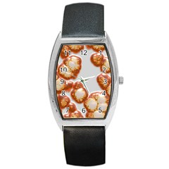 Abstract Texture A Completely Seamless Tile Able Background Design Barrel Style Metal Watch