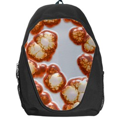 Abstract Texture A Completely Seamless Tile Able Background Design Backpack Bag by Nexatart
