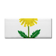 Sunflower Floral Flower Yellow Green Cosmetic Storage Cases by Mariart