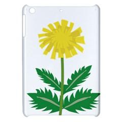 Sunflower Floral Flower Yellow Green Apple Ipad Mini Hardshell Case