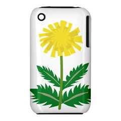 Sunflower Floral Flower Yellow Green Iphone 3s/3gs