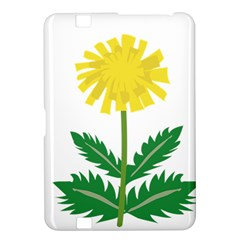Sunflower Floral Flower Yellow Green Kindle Fire Hd 8 9  by Mariart
