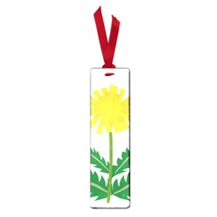 Sunflower Floral Flower Yellow Green Small Book Marks by Mariart