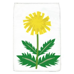 Sunflower Floral Flower Yellow Green Flap Covers (l)