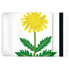 Sunflower Floral Flower Yellow Green Ipad Air 2 Flip