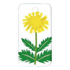 Sunflower Floral Flower Yellow Green Samsung Galaxy Mega I9200 Hardshell Back Case