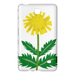 Sunflower Floral Flower Yellow Green Samsung Galaxy Tab 4 (8 ) Hardshell Case