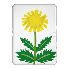 Sunflower Floral Flower Yellow Green Samsung Galaxy Tab 4 (10 1 ) Hardshell Case