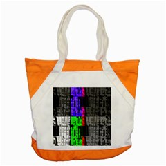 Repeated Tapestry Pattern Accent Tote Bag by Nexatart