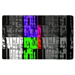 Repeated Tapestry Pattern Apple Ipad 2 Flip Case by Nexatart