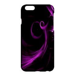 Purple Flower Floral Apple Iphone 6 Plus/6s Plus Hardshell Case