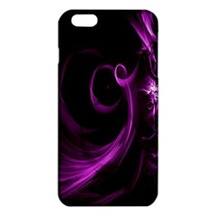 Purple Flower Floral Iphone 6 Plus/6s Plus Tpu Case by Mariart