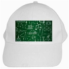Scientific Formulas Board Green White Cap