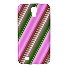 Pink And Green Abstract Pattern Background Samsung Galaxy Mega 6 3  I9200 Hardshell Case