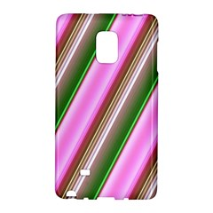 Pink And Green Abstract Pattern Background Galaxy Note Edge