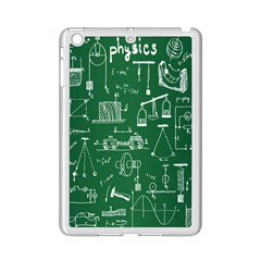 Scientific Formulas Board Green Ipad Mini 2 Enamel Coated Cases by Mariart