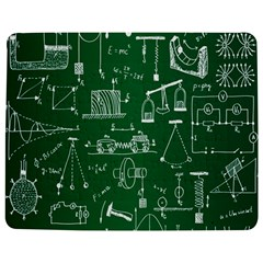 Scientific Formulas Board Green Jigsaw Puzzle Photo Stand (rectangular) by Mariart