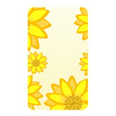 Sunflowers Flower Floral Yellow Memory Card Reader by Mariart