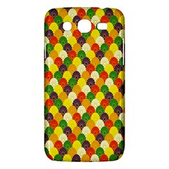 Flower Floral Sunflower Color Rainbow Yellow Purple Red Green Samsung Galaxy Mega 5 8 I9152 Hardshell Case  by Mariart
