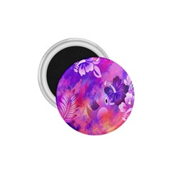 Littie Birdie Abstract Design Artwork 1 75  Magnets