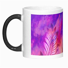 Littie Birdie Abstract Design Artwork Morph Mugs by Nexatart