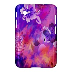 Littie Birdie Abstract Design Artwork Samsung Galaxy Tab 2 (7 ) P3100 Hardshell Case  by Nexatart