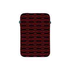 Repeated Tapestry Pattern Abstract Repetition Apple iPad Mini Protective Soft Cases