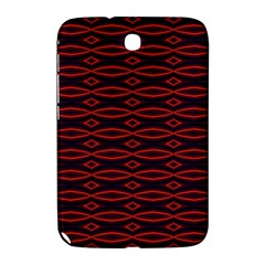 Repeated Tapestry Pattern Abstract Repetition Samsung Galaxy Note 8 0 N5100 Hardshell Case