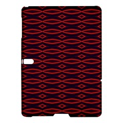 Repeated Tapestry Pattern Abstract Repetition Samsung Galaxy Tab S (10 5 ) Hardshell Case  by Nexatart