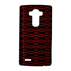 Repeated Tapestry Pattern Abstract Repetition Lg G4 Hardshell Case by Nexatart