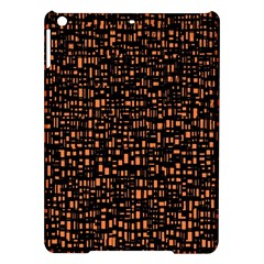 Brown Box Background Pattern Ipad Air Hardshell Cases