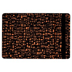 Brown Box Background Pattern Ipad Air Flip