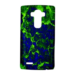 Abstract Green And Blue Background Lg G4 Hardshell Case by Nexatart