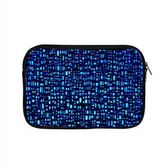 Blue Box Background Pattern Apple Macbook Pro 15  Zipper Case