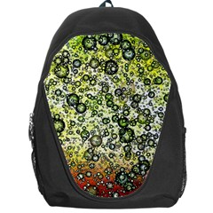 Chaos Background Other Abstract And Chaotic Patterns Backpack Bag