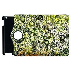 Chaos Background Other Abstract And Chaotic Patterns Apple Ipad 2 Flip 360 Case