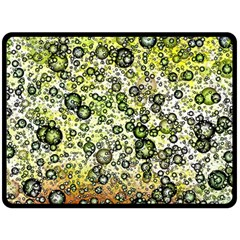 Chaos Background Other Abstract And Chaotic Patterns Double Sided Fleece Blanket (large)  by Nexatart