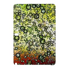 Chaos Background Other Abstract And Chaotic Patterns Samsung Galaxy Tab Pro 10 1 Hardshell Case by Nexatart