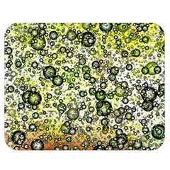 Chaos Background Other Abstract And Chaotic Patterns Double Sided Flano Blanket (medium)  by Nexatart